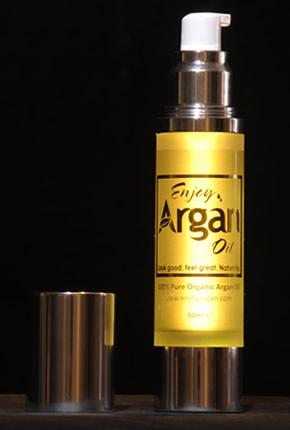 Enjoy Argan Oil Bottle
